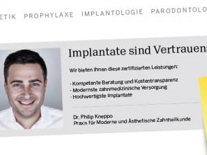Implantologie Dr. Kneppo